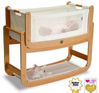 Кроватка люлька для новорожденных (цвет Natural), Snuz Pod