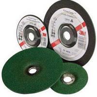 Шлифовальные круги 3M™ Green Corps™ (125*3*22 мм)