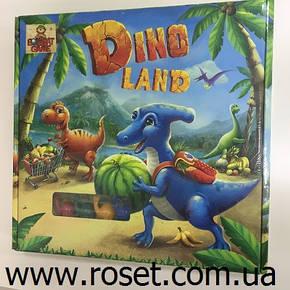 Детская настольная игра (квест с динозаврами) «Dino Land», фото 2