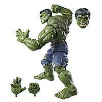 Халк Коллекционная фигурка Герой Marvel Мстители  Hasbro  36cм