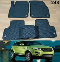 Коврики на Land Rover Range Rover Evoque '11-18. Автоковрики EVA, фото 1