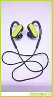 Беспроводные Bluetooth (блютуз) наушники вакуумные Solomun S13, фото 1