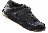 ЛУЧШАЯ ЦЕНА Велообувь Shimano SH-АМ5 SPD р 41 туристические туфли ботинки красовки Gravity BMX