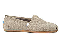 Мужские TOMS Brown Space Dyed Men's Classics, фото 1