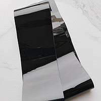 Фольга черная (матовая) для кракелюра 1 м., фото 1