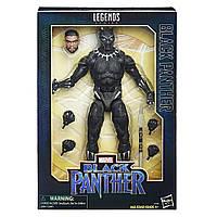 Черная пантера Герой Марвел BLACK PANTHER 30 см. Hasbro Легендарная Серия