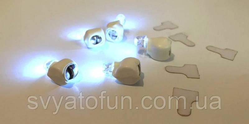 Светодиод для воздушных шаров белый