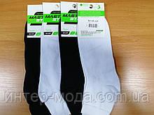Мужской носок спорт(укороченный) р.41-43. арт.325