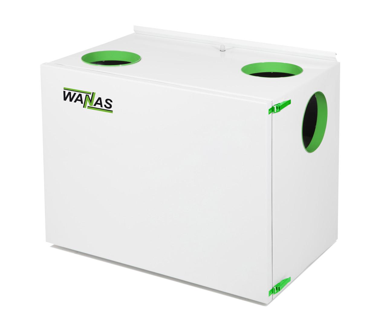 Модуль гліколієвого грунтового обмінника WANAS GWC 426
