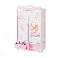 Деревянная игрушка Шкаф для куклы Kronos Toys 54023 32x54x20 см (int_54023)