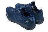 Кроссовки мужские Adidas  Terrex, темно-синие (11812) размеры в наличии ► [  41 42 43 45  ], фото 8