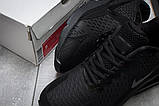 Кроссовки мужские Nike Air 270, черные (13973) размеры в наличии ► [  41 43 44 46  ], фото 6