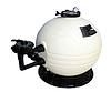 Фильтр из высокопрочного полиэтилена с боковым подключением, серии MFS35(д. 875 мм)