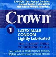 Презервативы Crown SkinLess Skin (тонкие)