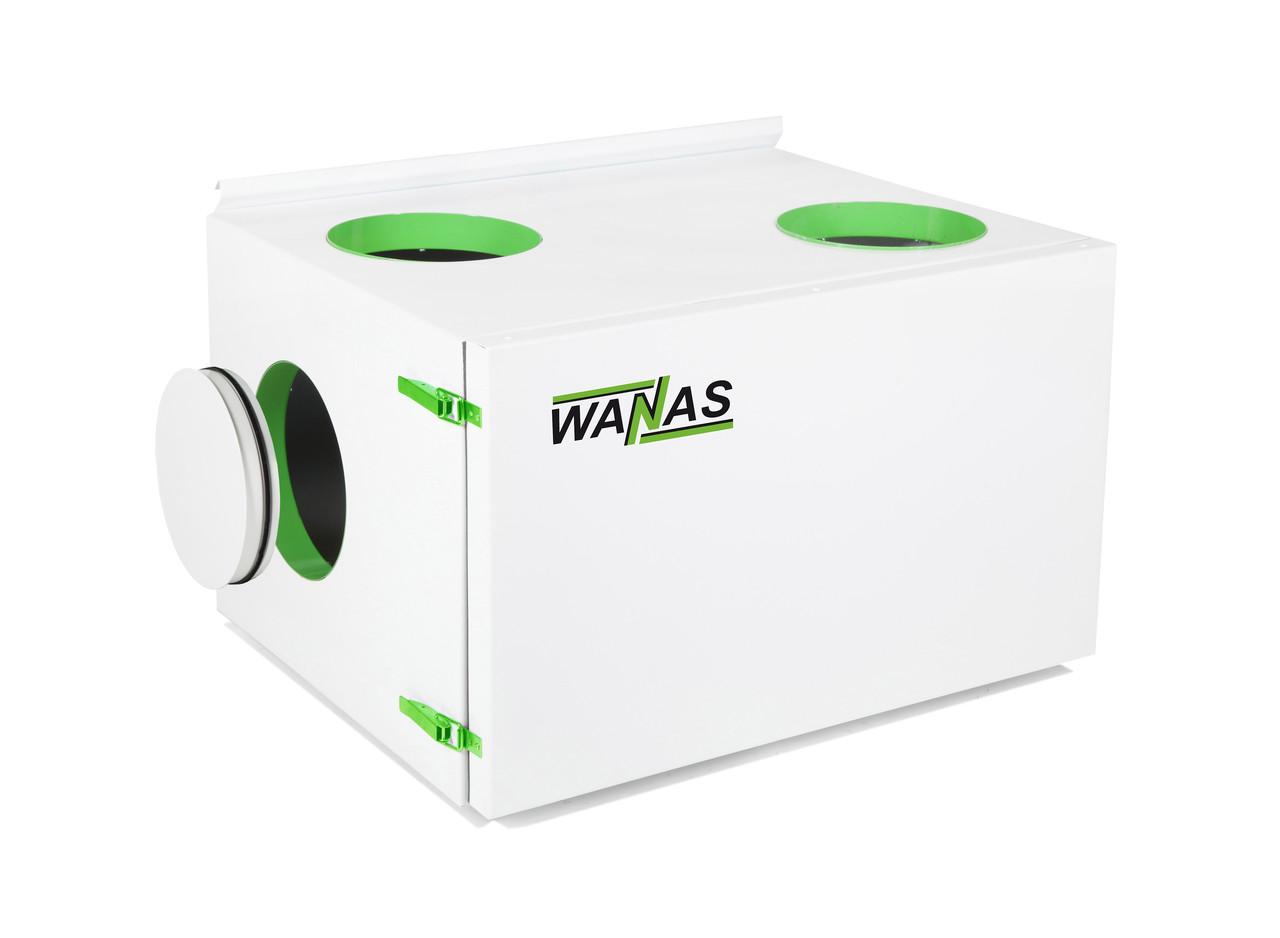 Нагрівач/охолоджувач водяний WANAS 426