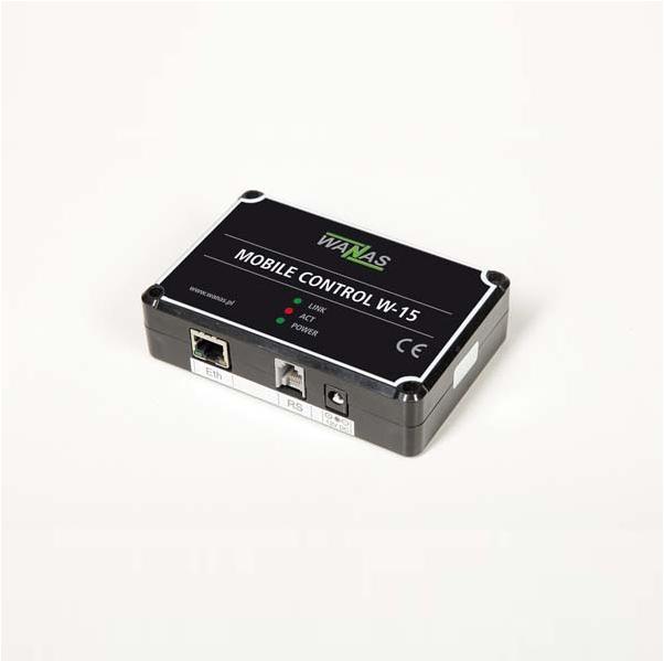 Інтернет-модуль WANAS W-15