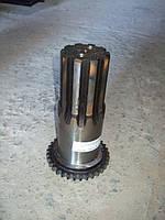 Вал механизма поворота для экскаватора ЭО-3323, ЕК-18, ЕТ-18