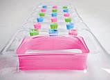 Стильный надувной матрац для воды 188-71см, фото 2