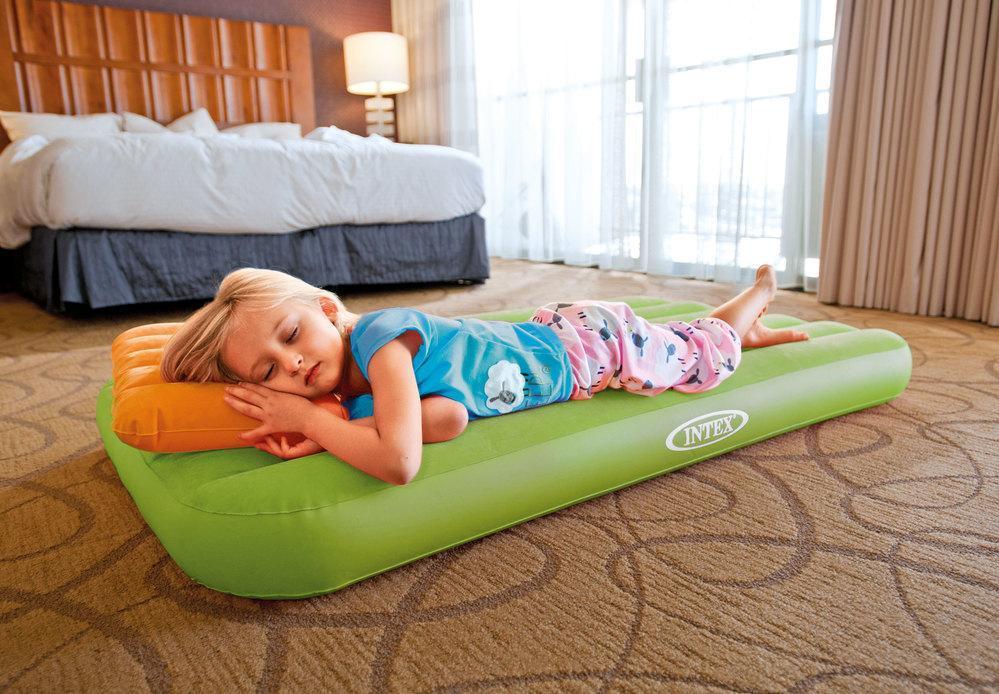 Надувная подушка для детей 43-28-9см