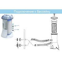 Насос для фильтрации воды, 220-240v, 1250 л/час, фото 1