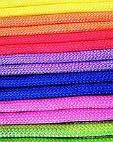 Скакалка для художественной гимнастики диаметр 12 мм (цвета в ассортименте Украина), фото 2