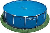 Тент солнечный для бассейна INTEX 366 см, фото 1