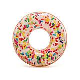 Надувной круг intex пончик с присыпкой 114см 14+, фото 3