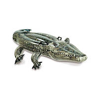 Плотик «аллигатор » 86х170см, фото 1