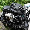 Лодочный мотор Parsun F9.8 BWS. 9,8л/с; 4-х тактный. (Мотор для лодки Парсун 9,8);, фото 3