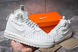 Кроссовки мужские Nike LF1 Duckboot, белые (14795) размеры в наличии ► [  43 44 45  ], фото 2