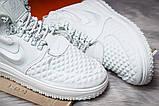 Кроссовки мужские Nike LF1 Duckboot, белые (14795) размеры в наличии ► [  43 44 45  ], фото 6