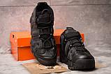 Кроссовки мужские Nike Air Uptempo, черные (15211) размеры в наличии ► [  42 43 45  ], фото 3