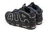 Кроссовки мужские Nike Air Uptempo, темно-синие (15215) размеры в наличии ► [  41 42 43 44 45  ], фото 8