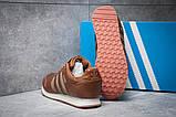 Кроссовки мужские Adidas  Haven, коричневые (12013) размеры в наличии ► [  44 46  ], фото 4