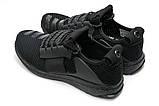 Кроссовки мужские Adidas  Day One, черные (12861) размеры в наличии ► [  42 43 44 45  ], фото 8