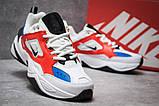 Кроссовки мужские  Nike M2K Tekno, белые (14592),, фото 5