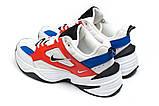 Кроссовки мужские  Nike M2K Tekno, белые (14592),, фото 8