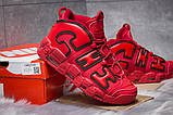 Кроссовки мужские Nike More Uptempo, красные (14823) размеры в наличии ► [  43 46  ], фото 5