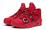 Кроссовки мужские Nike More Uptempo, красные (14823) размеры в наличии ► [  43 46  ], фото 7