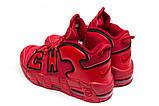 Кроссовки мужские Nike More Uptempo, красные (14823) размеры в наличии ► [  43 46  ], фото 8