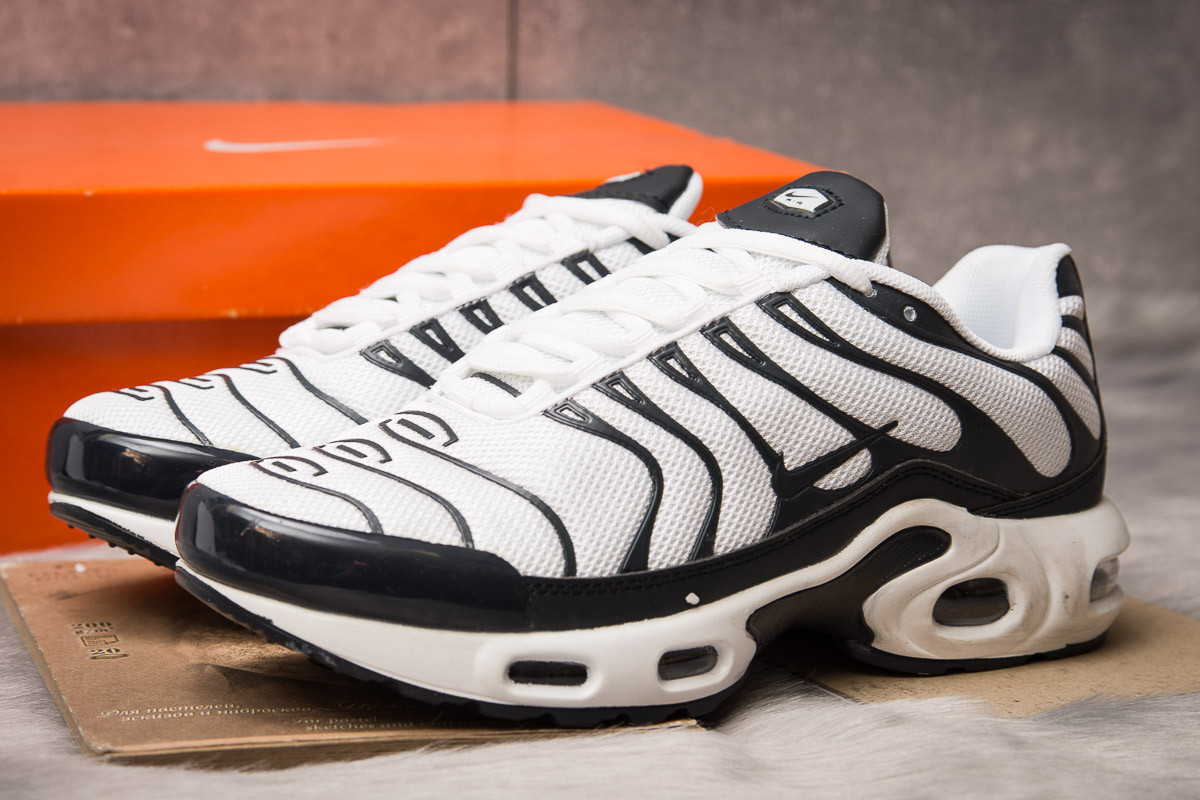 Кроссовки мужские  Nike Tn Air, белые (15043),