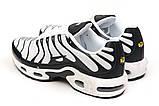 Кроссовки мужские  Nike Tn Air, белые (15043),, фото 8