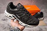Кроссовки мужские Nike Tn Air, черные (14952) размеры в наличии ► [  43 44 45 46  ], фото 2
