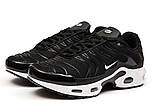Кроссовки мужские Nike Tn Air, черные (14952) размеры в наличии ► [  43 44 45 46  ], фото 7