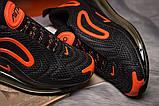 Кроссовки мужские Nike Air Max, черные (15254) размеры в наличии ► [  41 44  ], фото 6