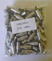 Штекер ТВ IECM-FF (070)