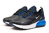 Кроссовки мужские Nike Air 270, темно-синие (15305) размеры в наличии ► [  41 42 43 44 45 46  ], фото 7
