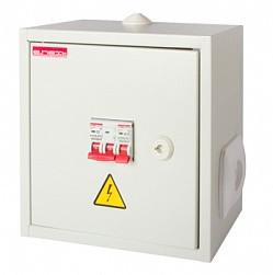 Ящик с понижающим трансформатором ЯТП-0,25 220/12В IP54