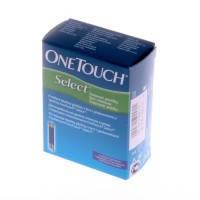 "Тест-полоска к глюкометру ""One Touch Select"" №50"