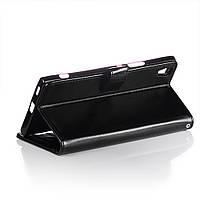 Чехол Idewei для Sony Xperia XA1 Plus / G3412 / G3416 / G3421 / G3423 книжка кожа PU черный